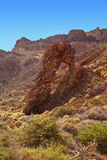 Volcano Teide in Tenerife island - Canary Stock Images