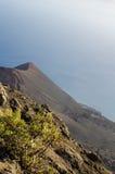 Volcano Teneguía, Fuencaliente. Volcano Teneguía, Fuencaliente, La Palma, Canary Islands, Spain Stock Photography