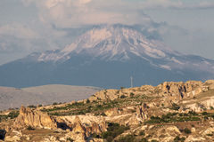 Volcano in Turkey Stock Images