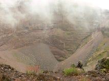 Volcano Vesuv Imágenes de archivo libres de regalías