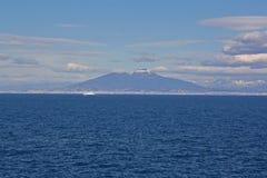 Volcano Vesuvius Stock Photo