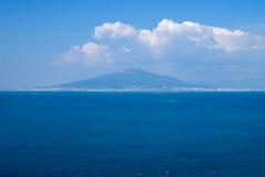 Volcano Vesuvius Royalty Free Stock Photo