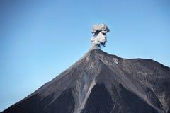 Volcano Royalty Free Stock Photo