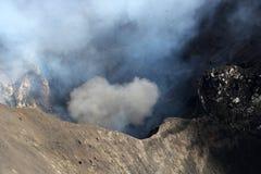 Volcano Yasur Eruption Immagini Stock
