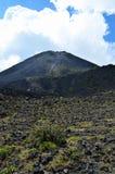 Volcano Yzalco, El Salvador Stock Photo