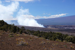 Volcanoe Activity, Hawaii, USA. Hawaii is the most recent of the 50 U.S. states, and is the only U.S. state made up entirely of islands. It is the northernmost Stock Images
