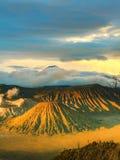Volcanoes Stock Photo