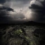 Volcanoes Stock Image