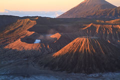 Volcanoes of Bromo Royalty Free Stock Photography