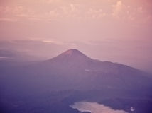 Semeru volcano Royalty Free Stock Photos