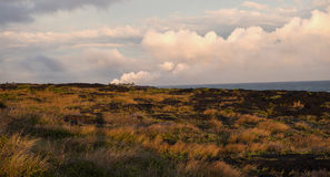 Volcanoes National Park Stock Photo
