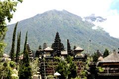 Volcanolcano w Bali Indonezja Zdjęcia Royalty Free