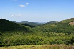 Volcans de l'Auvergne 4 Photographie stock libre de droits