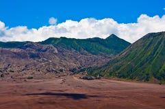 Volcans de parc national de Bromo Photographie stock libre de droits