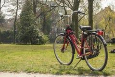 VOLDEN park, AMSTERDAM Zdjęcia Stock