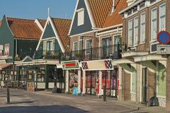 Voledam, Paesi Bassi Fotografie Stock Libere da Diritti