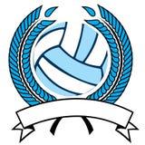 Voleibol stock de ilustración