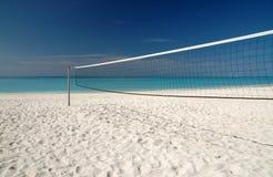 Voleibol da praia imagens de stock royalty free