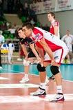 Voleibol de Polonia de la taza del Enea foto de archivo
