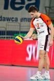 Voleibol de Polonia de la taza del Enea fotos de archivo