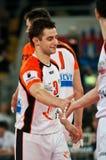 Voleibol de Polonia de la taza del Enea imágenes de archivo libres de regalías