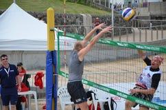 Voleibol do russo fotos de stock royalty free