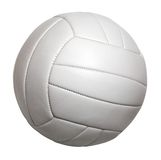 Voleibol isolado Fotos de Stock
