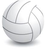 Voleibol isolado Fotografia de Stock