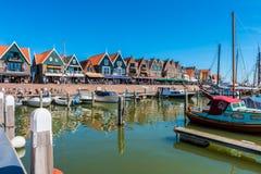 Volendam Κάτω Χώρες Στοκ εικόνες με δικαίωμα ελεύθερης χρήσης