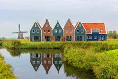 Volendam Royaltyfri Fotografi