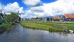 Volendam Στοκ εικόνες με δικαίωμα ελεύθερης χρήσης
