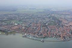 Volendam Stockbild