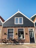 Volendam city scenes Stock Image