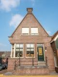 Volendam city scenes Royalty Free Stock Images