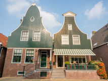 Volendam city scenes Royalty Free Stock Image