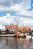 Volendam Holland Royalty Free Stock Photos