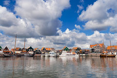 Volendam Holland Stock Photos