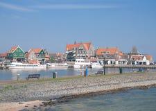 Volendam,Ijsselmeer,Netherlands Stock Image