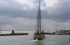 Volendam -- Nordholland in den Niederlanden Lizenzfreie Stockfotografie