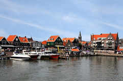Volendam Stock Photo