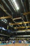 Voleo Champions League de CEV 2010/2011 cuatro final Fotografía de archivo libre de regalías