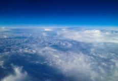 Voler au-dessus de 1 Photos stock