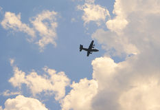 Voler haut Photos libres de droits