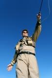 Voler-pêcheur Photos libres de droits