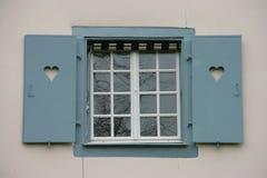Volet de fenêtre Photographie stock libre de droits