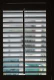 Volets de fenêtre Images libres de droits