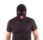 Voleur avec masqué photos libres de droits