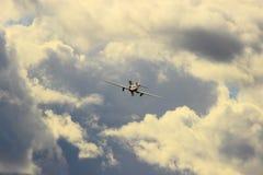 Volez dans l'inconnu Photo libre de droits