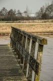 Volg de rivier Royalty-vrije Stock Fotografie