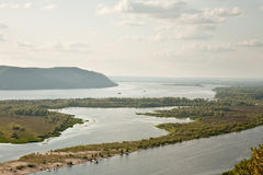 Volga Royalty Free Stock Images